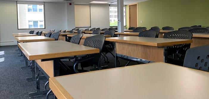 Law Society Classroom